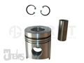 PISTON WITH RINGS STD. 115MM