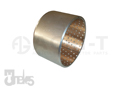 HYDRAULIC LIFT CROSS SHAFT BUSHING LH 68x63x40 mm